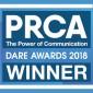 PR award | DARE award | PRCA award